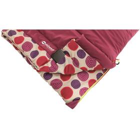 Outwell Circles - Sac de couchage Enfant - rose